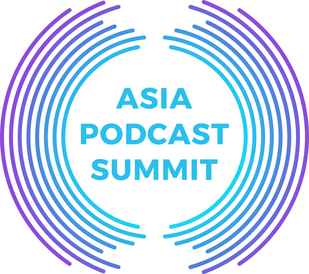 Asia Podcast Summit by MeaVox Live